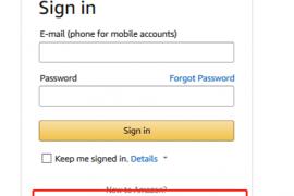 Amazon亚马逊全球开店欧洲站点卖家注册教程